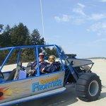 Frontier Sand Rail