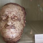 Death Mast of James Joyce