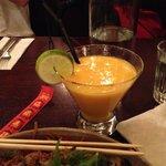 Mango Daiquiri - yum yum