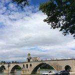 Famous Pont d'avignon
