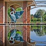 Water Gardens at Huntsville Botanicl Gardens