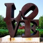Robert Indiana's Love