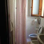 Your toliet /shower combination