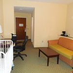 Pic of our room...