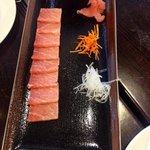 1/2 de sashimi de ventresca