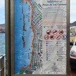 las canteras map