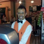 Friendly staff - Christopher
