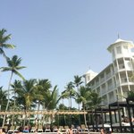 2nd pool & hotel