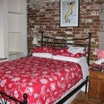 Third floor bedroom (double bed)