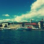 Trogir, old town