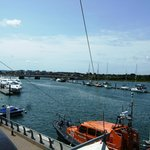 View or Poole Harbour from Riggers