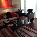 The Oberoi Dubai - spacious room