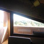 finestra sul terrazzo...