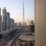 The Oberoi Dubai - a room with a nice view