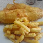 Maggie's Haddock & chips