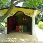 Peter Tosh's Tomb