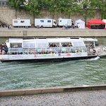 A Batobus on the Seine