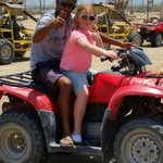 Do die was the best guide ever on our Quad bike & National Park Trip