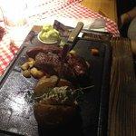 La bistecca del trattorista