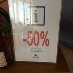50% en tout inclus !?