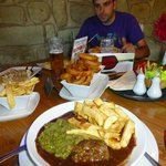 Great pub grub