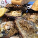 Award Winning Charbroiled Oysters