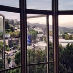 Sunset and Chateau Marmont!