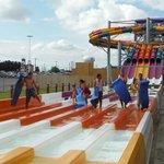 Water slides - Wahoo Racer