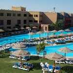 Fantastic pools and great views