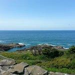 The coast!