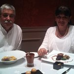 Cena en La Locanda