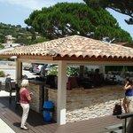 le bar en terrasse