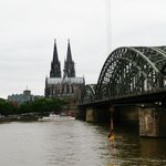 Der Dom mit Hohenzollerbrücke