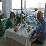 Breakfast at Plettenberg