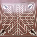 intricate inlay floor designs