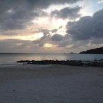 another beautiful sunset in Antigua-Tranquility Bay/Jolly Beach