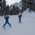 la scuola sci