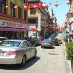 nearby Chinatown