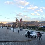 2 minute walk to Plaza de Armas