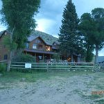 The Main Ranch House