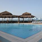 La piscine calme