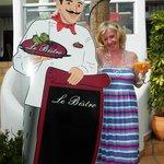 Le Bistro and Pauline