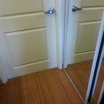 Broken Closet Door