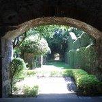 Jardines y arquitectura