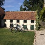Very nice to explore the Loire by bike