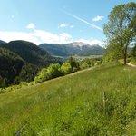 A cento metri dall'Albergo