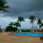 sector de piscina