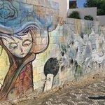 Street art in the Realejo