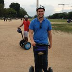 Segway-ing on the National Mall, Washington DC