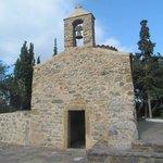 la plus ancienne église de l'île dans le parc de l'hôtel